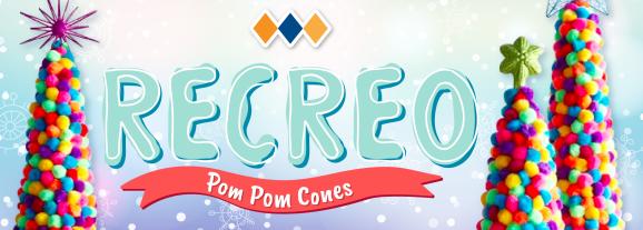 Pom Pom Cones