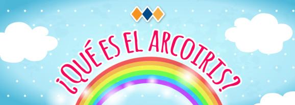 ¿Qué es el arcoiris?